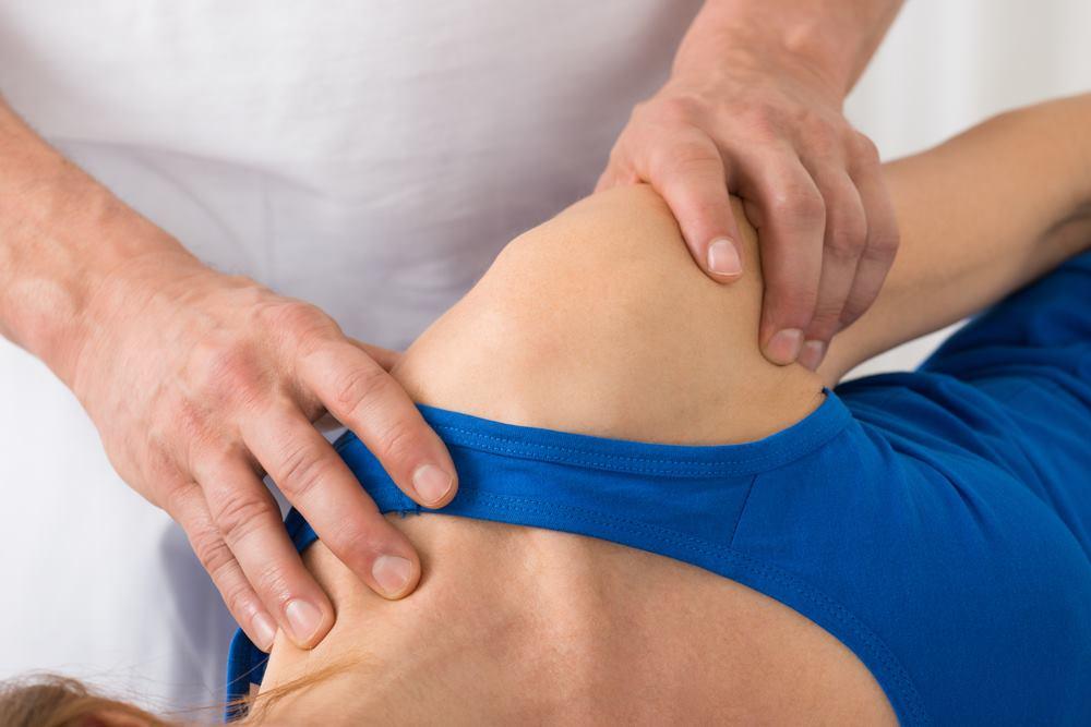 Shoulder Pain? It's Not To Be Shrugged At