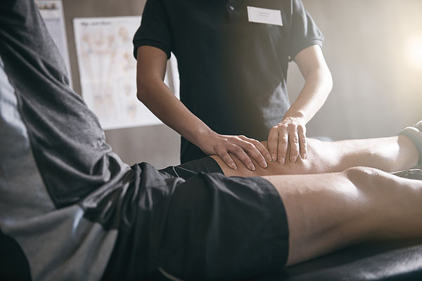 Sports Massage For Niggling Pain